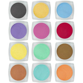 Color Acryl kit Blieckendahl Collection 108107   12 kleuren