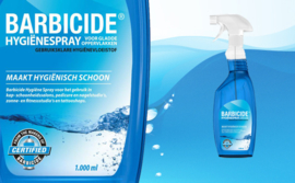 Barbicide hygiënische spray, 960 ml