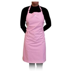Werkschort Pink met Magnetic logo .