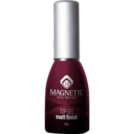 Magnetic Matt  Finish Top Gel 15ml