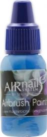 Airbrush verf Sky Blue 10 ml
