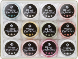 Magnetic Magic Pigments 12 st 118075