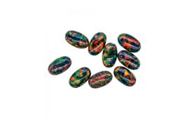 Cabuchon Black Opal 118890