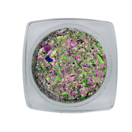 Chameleon Flakes 118839 Pink/Gold