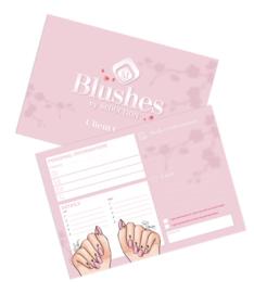 Magnetic Blush Klantenkaart 178083