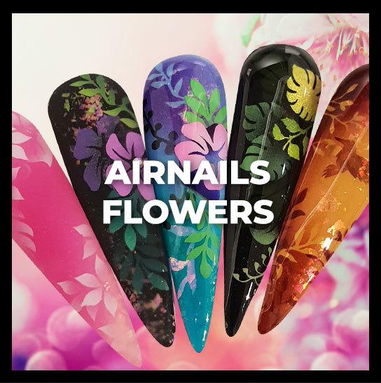 airnails flowers