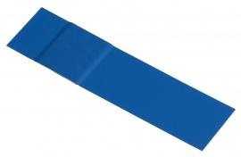 Detecteerbare blauwe vingerpleister