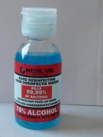 De goedkoopste van Nederland Medic Gel - Handdesinfectie navulling