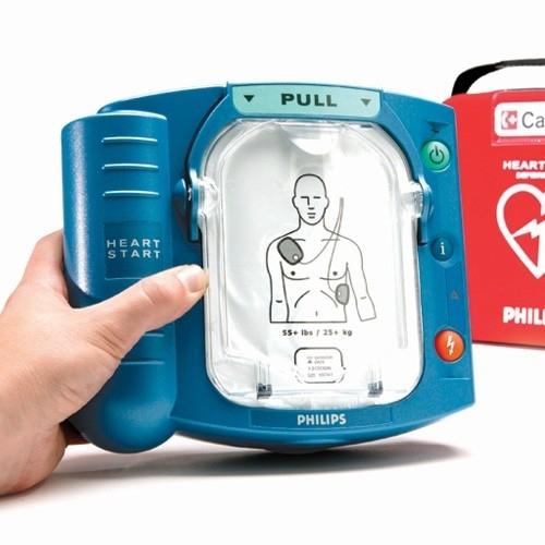 Philips Defibrillator Heartstart AED