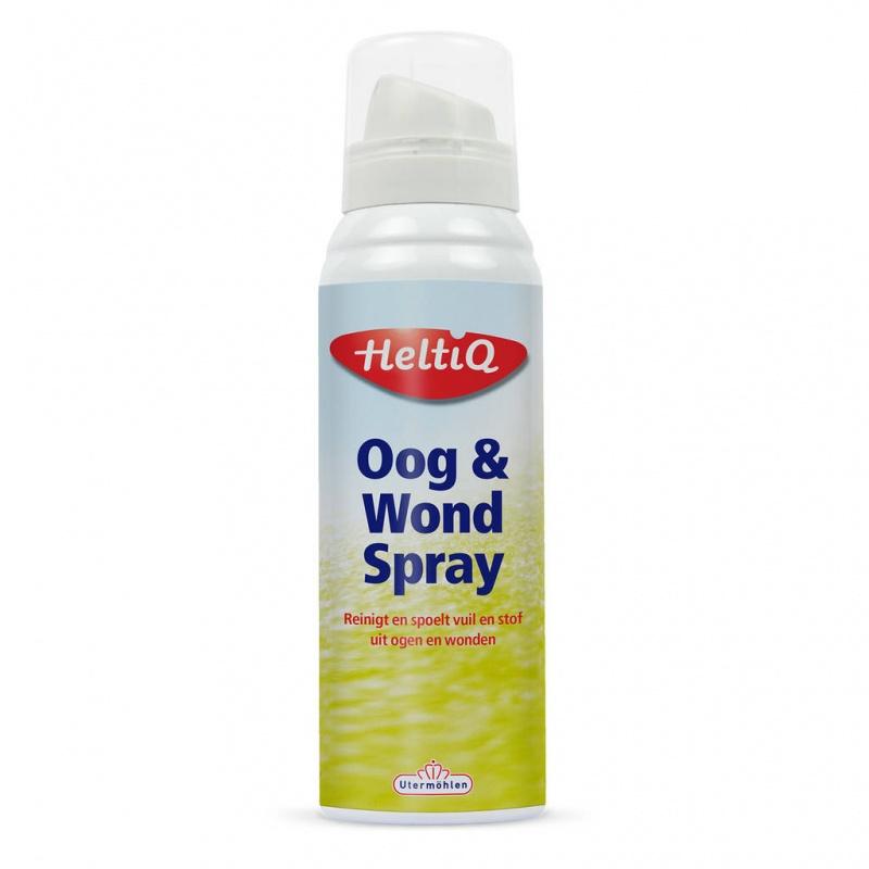 HeltiQ Oog & Wond Spray