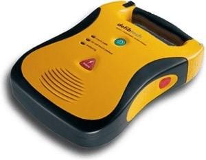 Nieuw van Defibtech de LIFELINE AED.