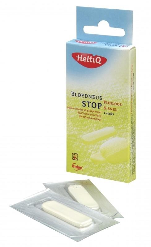 HeltiQ Bloedneus Stop