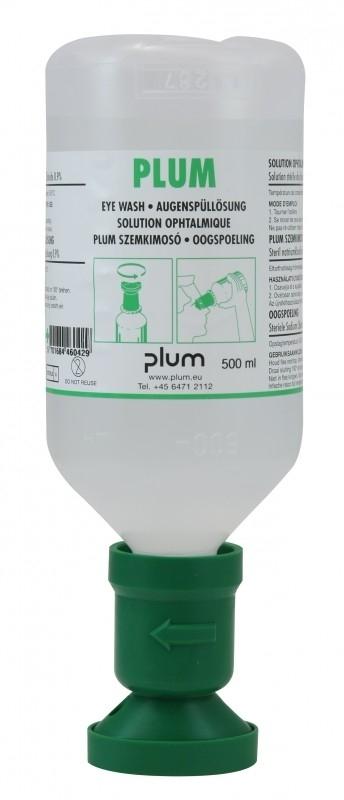 Oogspoelfles Plum