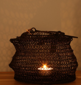 Candle holder foldable ø20 x 15cm