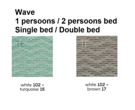 Lounge Bed Wave