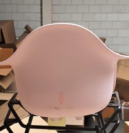 Kinderstoel in DAW Style Roze - Licht beschadigd