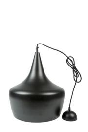 Hanglamp Noir in Zwart - Goud