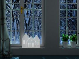 Verlichte Huisjes Kolme