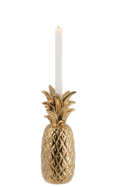 Candle Holder Pineapple