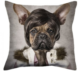 Cushion with Print - On Order - 40 x 40 cm