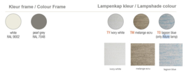 Vloerlamp / Buitenlamp Allure