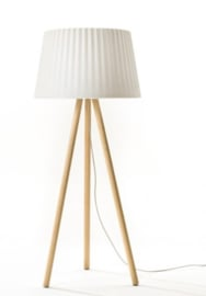 Agata Lamp Wood in several colours
