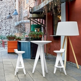 Oxford Bar Stool in several colours