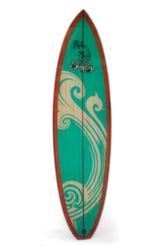 Decoratief Surfboard
