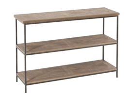 Console / Rack in Industrial Style