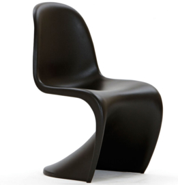 S-Chair in Black or White