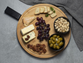 Lazy Susan serving board Ø35 CM - Rotatable
