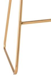 Wire Barkruk in Goudkleur (Set van 2) - Uitverkocht
