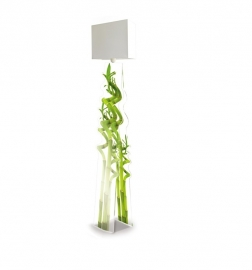 Floor Lamp Bamboo