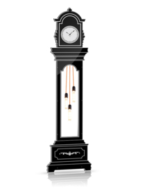 Floor Lamp Clock