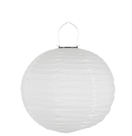Lampion Led - White 41 X 41 X 41 cm