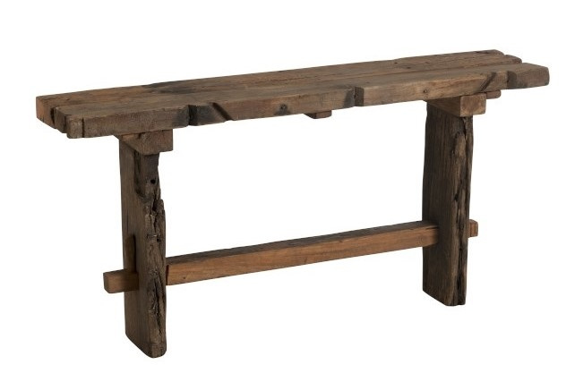 Console / Side Table Brut