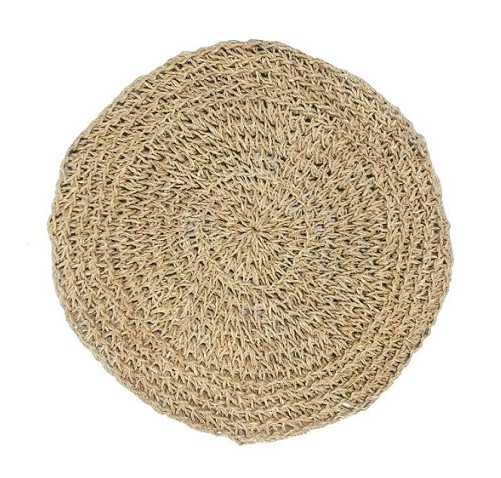 Placemat Seagrass - Vanaf 15-10-2021