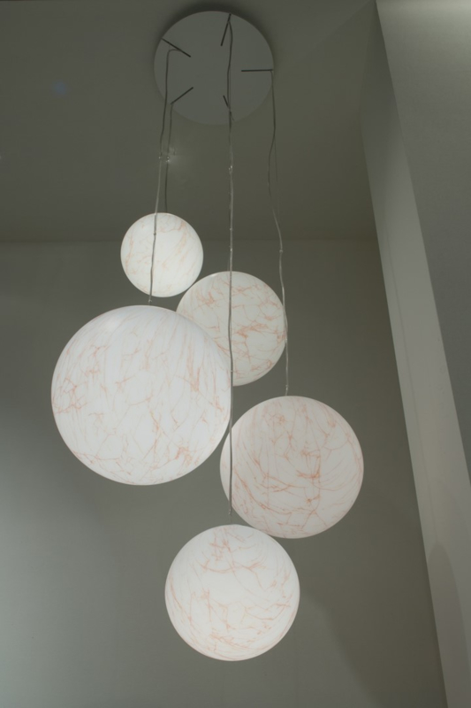 Hanglamp Mineral