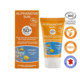 Alphanova Sun Spray SPF 50 Bio 125gr.