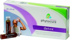 Detox 200ml (20 ampulllen van 10ml)