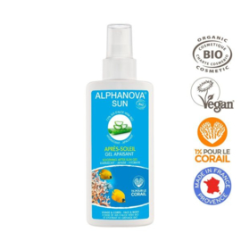 Alphanova After Sun Spray Bio 125gr.