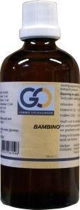 GO BAMBINO 100 ml.