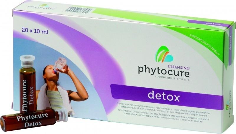Detox 200ml (20 ampulllen van 10ml)
