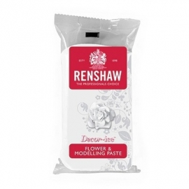 Renshaw White Flower & Model Paste 250g