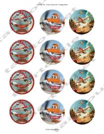 Planes cupcake 2