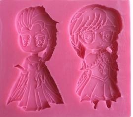 CV76- Anna en Elsa