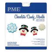 PME CM407 candy mold winter