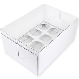 PME CBO906 Cupcake Box 12 - 14cm hoog