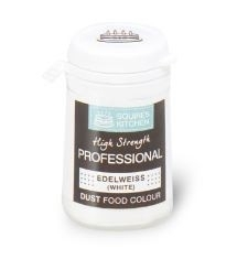 SK CL01A230-29 Professional Food Colour Dust EDELWEISS WHITE