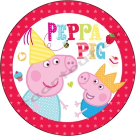 Peppa big rond 3